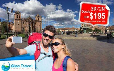 Paquetes a Cusco – Escape al Cusco
