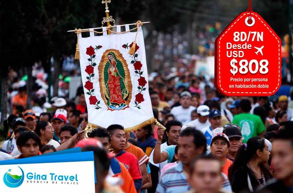Paquetes a México peregrinación
