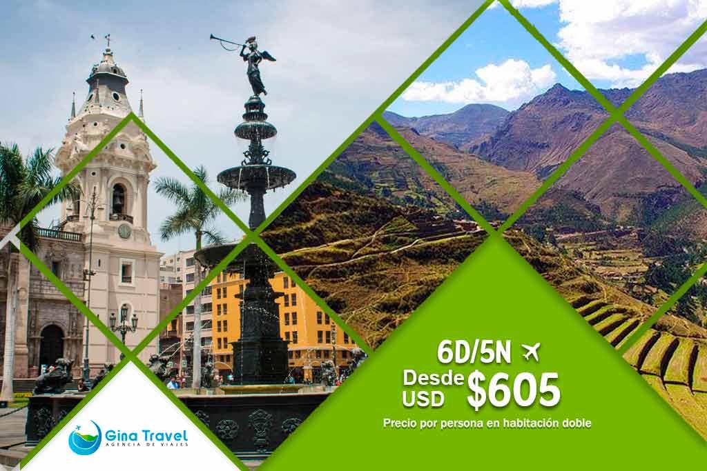 Circuitos en Lima y Cusco