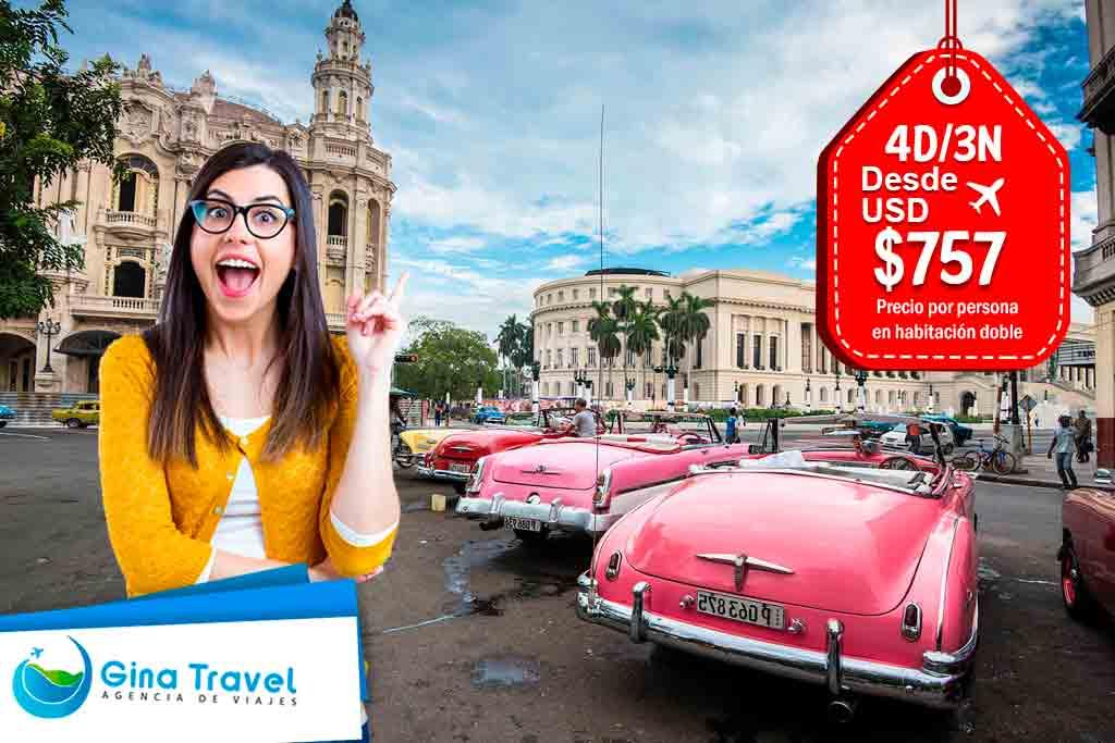 Paquetes Internacionales a La Habana