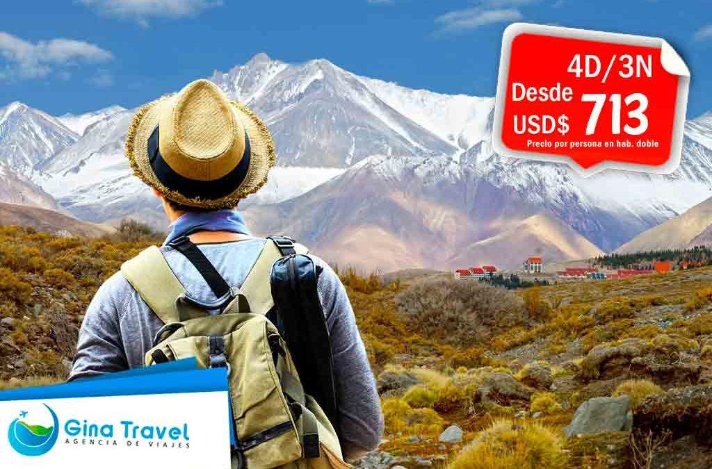 Paquetes Internacionales a Mendoza