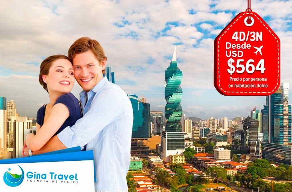 paquetes a Panamá ciudad basico