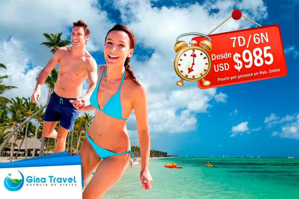 Ofertas de viajes a Punta Cana