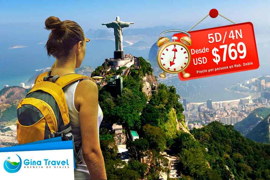 Ofertas de viajes a Río de Janeiro