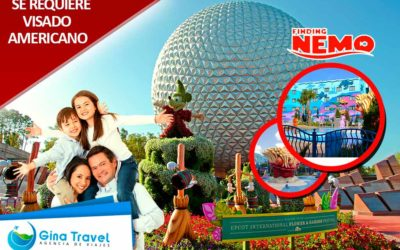 Paquetes a Disney Art of Animation Resort Finding Nemo – Family Suites