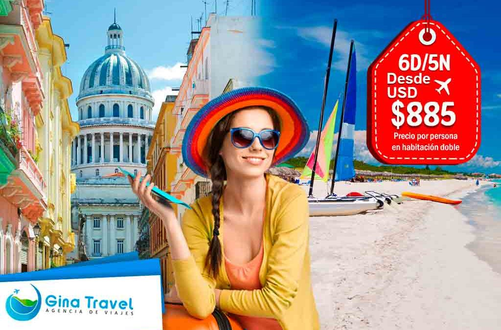 Paquetes Internacionales a La Habana y Varadero