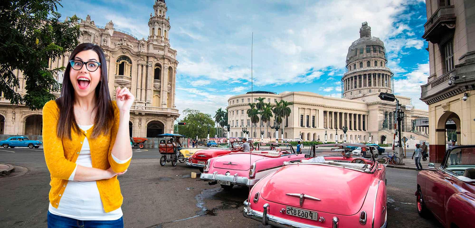 Paquetes Turísticos a Cuba - La Habana