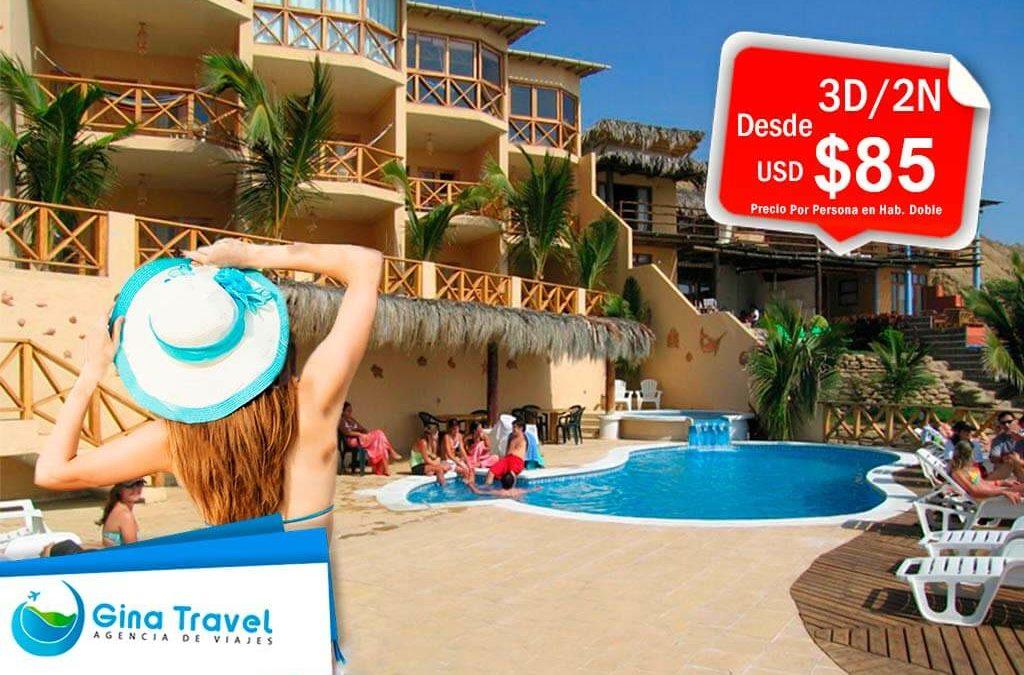 Paquetes Turísticos a Máncora – Beach & Bungalows