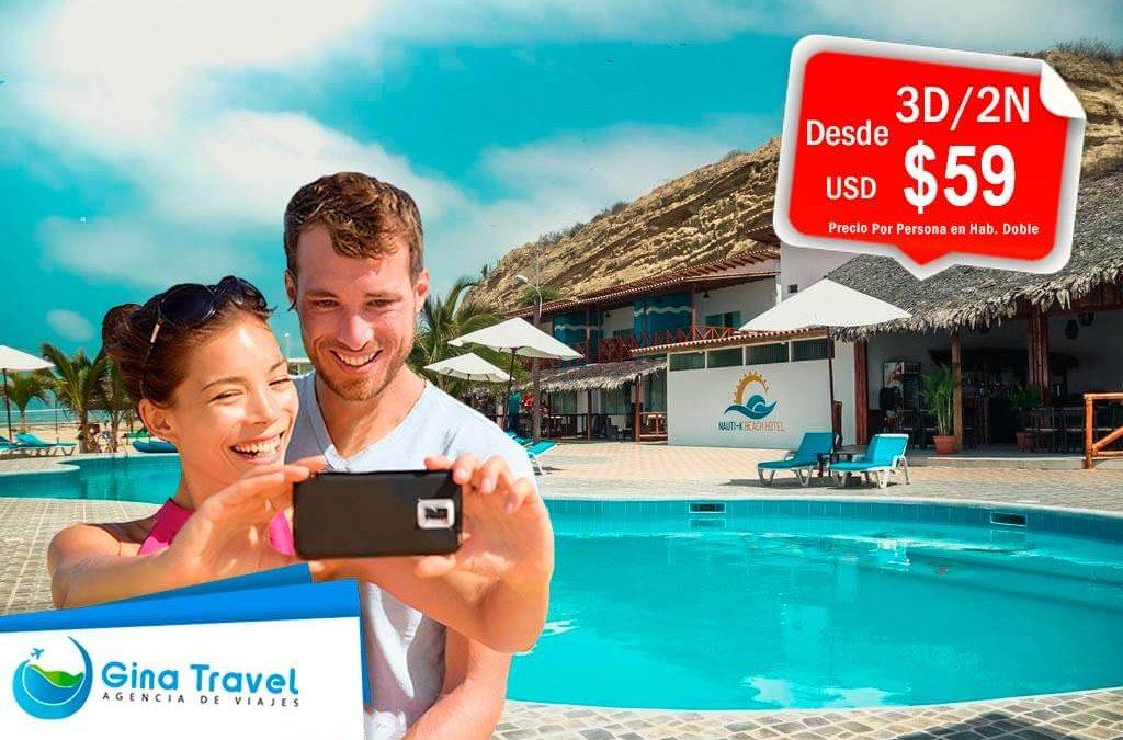 paquetes turisticos a zorritos nauti k beach hotel