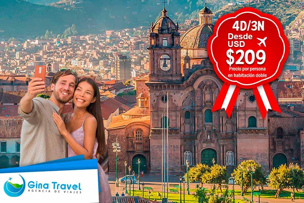 Paquetes Fiestas Patrias a Cusco