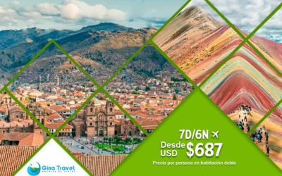 Circuitos a Lima y Cusco con Vinicunca