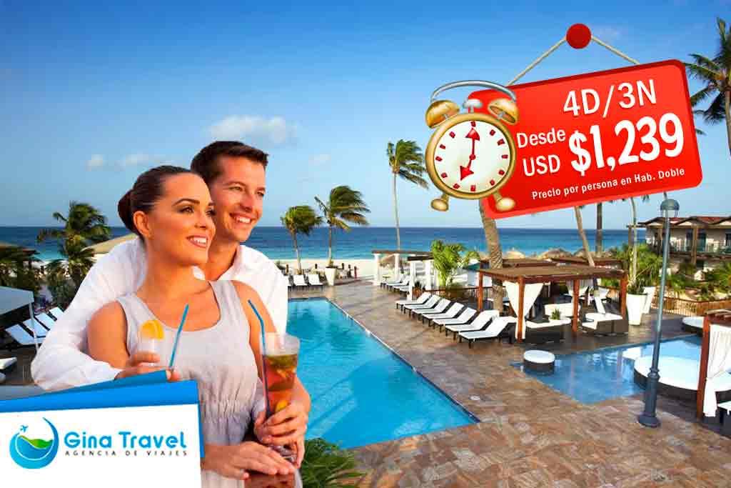 Ofertas de viajes a Aruba