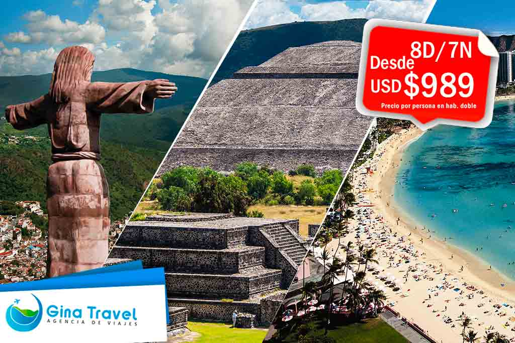 Ofertas de viajes a México Completo