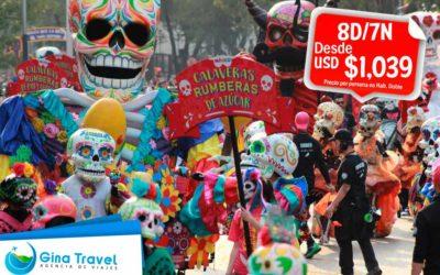 Paquetes a México Día de los Muertos