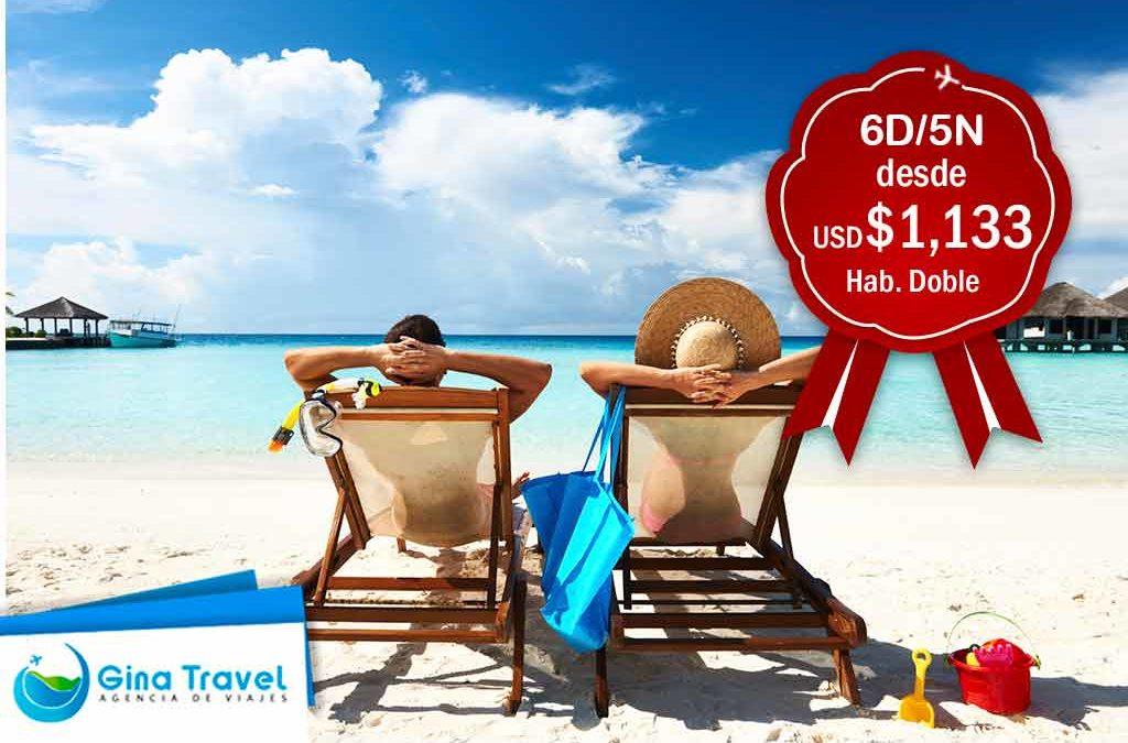 Paquetes Fiestas Patrias a Cancún y Riviera Maya