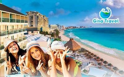 Ofertas de viajes a Cancún