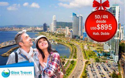 Paquetes Año Nuevo Panamá