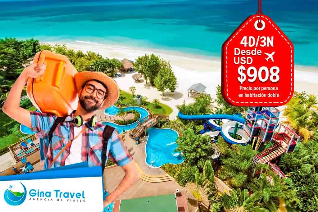 PaquetesTurísticos a Jamaica