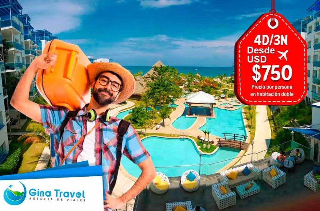Paquetes Internacionales a Panamá Playa