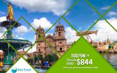 Circuitos en Perú – Lima, Cusco y Puno