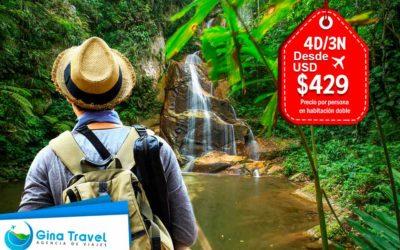 Paquetes Turísticos a Tarapoto Aventurero