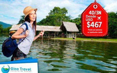 Paquetes Turísticos a Tarapoto y Sauce Resort