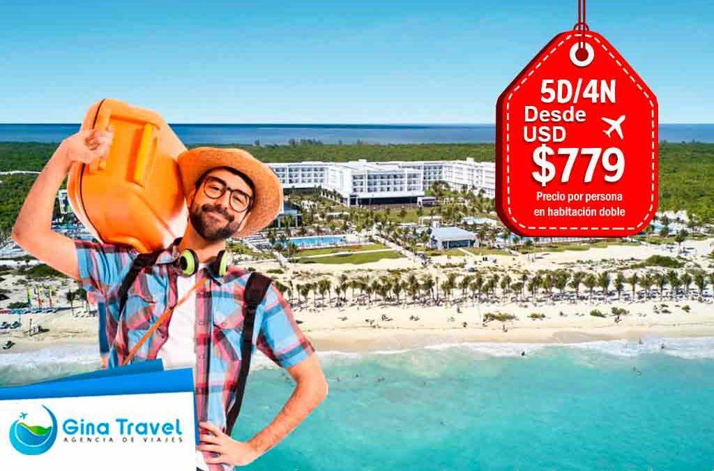 Paquetes Turísticos a Playa Mujeres