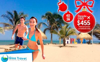 Paquetes Año Nuevo a Playas de Zorritos