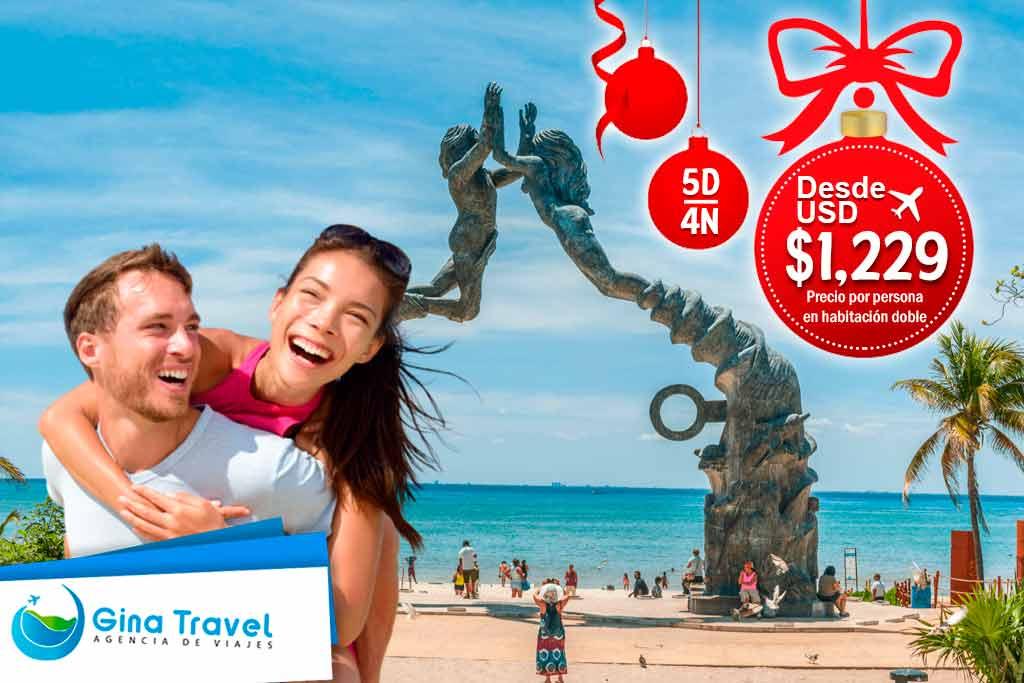 Paquetes Año Nuevo a Playa del Carmen