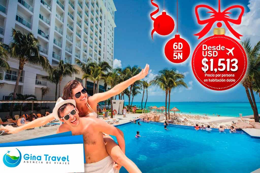 paquetes año nuevo a cancun