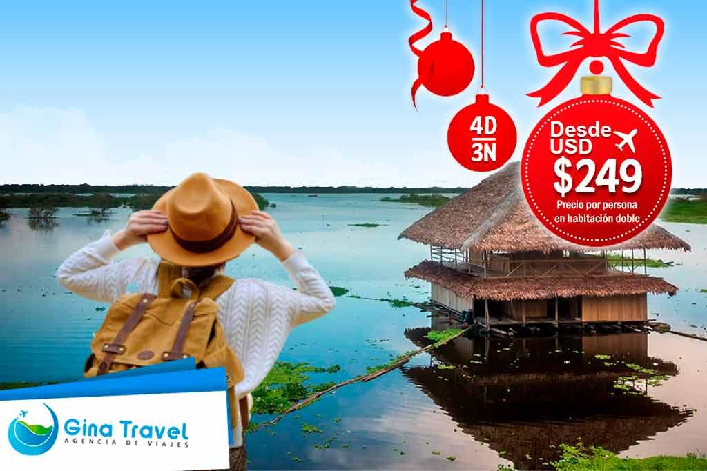 Paquetes Año Nuevo Iquitos